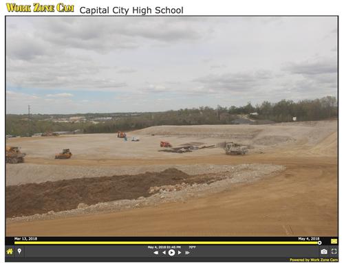 CCHS Work Zone Camera