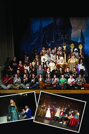 Beauty and the Beast: Musical 2014