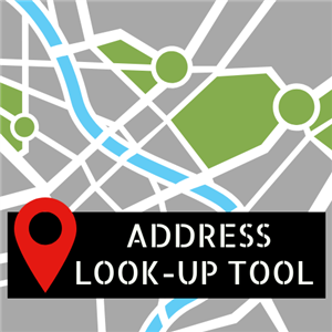 Address Look Up Tool link