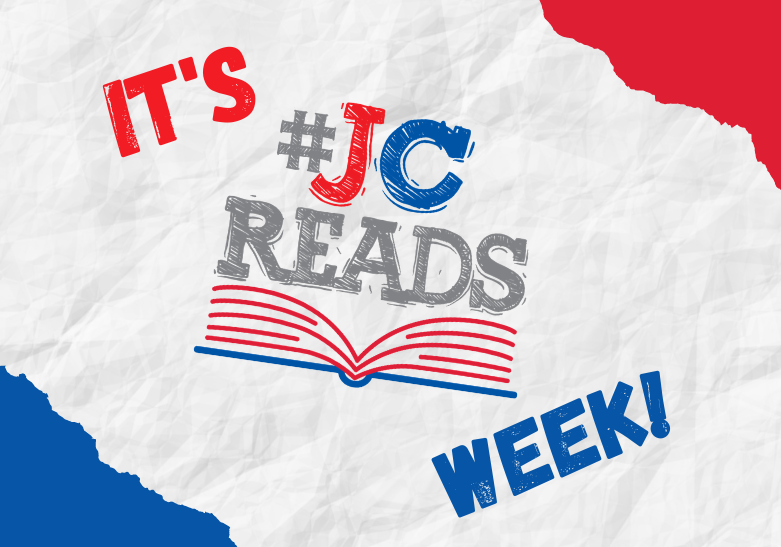 It's #JCReads Week!