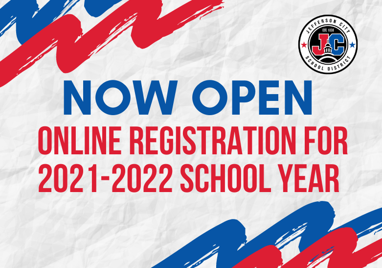 NOW OPEN: Online Registration for Current Students