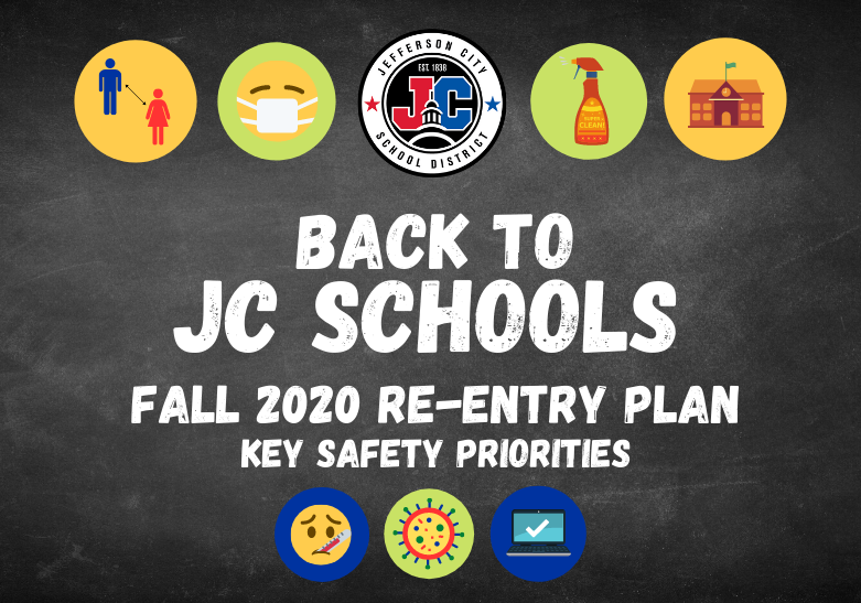 JC Schools Fall 2020 Re-Entry Plan