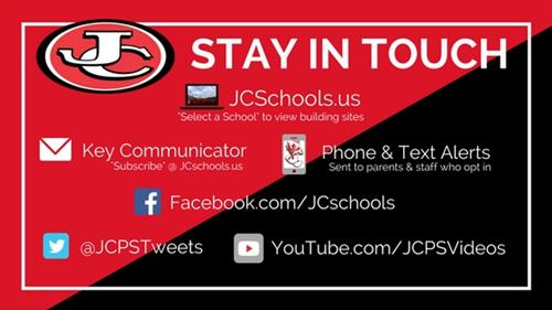 Ways to Stay in Touch with JCPS