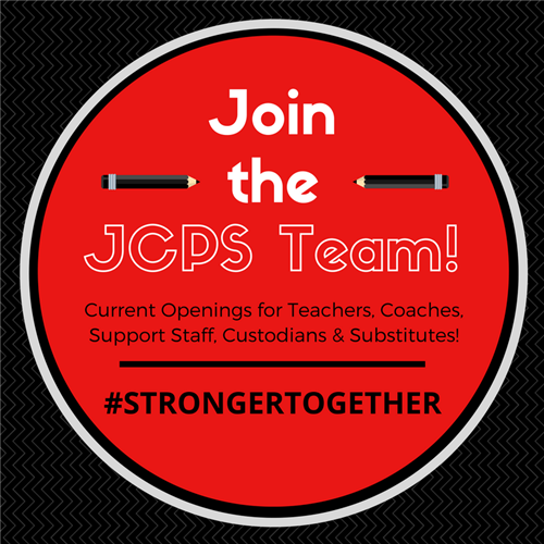 Join the JCPS Team